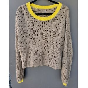 NWT Free People Sweater Medium